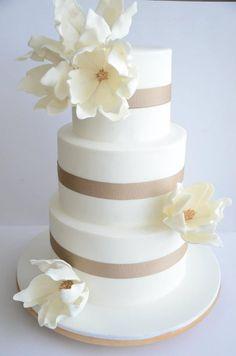 "Wedding Cake by ""2Bites"""