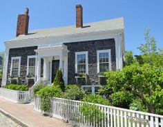 A Nantucket Beauty....Walk to town and Beaches. http://www.weneedavacation.com/Nantucket/Nantucket-town-Vacation-Rental-4033/