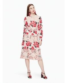 Rosa Lace Dress by Kate Spade