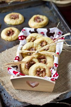Caramel Pecan Sticky Bun Cookies