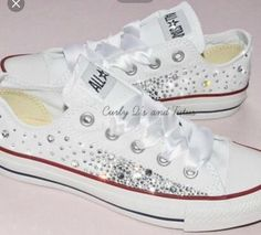 finest selection 9c192 2b991 OES - Order of the Eastern Star rhinestone Converse tennis shoes   ORDER OF  THE EASTERN STAR   Eastern star, Star shoes, Rhinestone converse