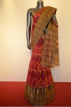 Gorgeous Pure Silk Cotton Saree With Designer Contrast Border Brand: Janardhan silks Product Code: AC210853 Price: ₹4,350 #weddingsaree#Kanchipuram #Kanjivaram #Kanjeevaram#Ethnicwear#Beautiful Saree #indianwedding #bridalsarees #partywear #ethnicsarees #onlineshoppingSarees #Sareelove #uk #usa #canada #traditionalsarees#elegantsarees