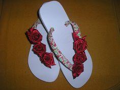chinelos decorados 6