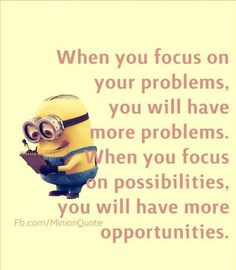 Minion wisdom http://ibeebz.com