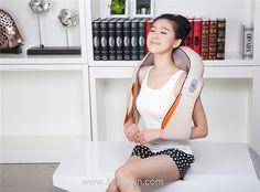 Neck Shoulder Massager wearable and comfortable