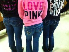 I love their sweatshirts :)