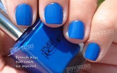 Pure ICE nail polish in 'French Kiss'
