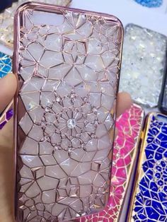 """Luxury Bling Diamond Case for iPhone 6 Case for iPhone / """"Soft Silicone Thin Cover Electroplating Phone Cases - Krista💚 - Apple Iphone 6, Iphone 4s, Iphone 7 Plus, Coque Iphone, Cute Phone Cases, Iphone Phone Cases, Phone Covers, Accessoires Iphone, Ipad"""