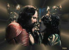 "Gary Oldman is Vlad and Winona Ryder is princess Elizabetta in ""Bram Stoker's Dracula"" (Francis Ford Coppola, Bram Stokers Dracula, Order Of The Dragon, Coppola, Count Dracula, Dracula Tv, Dracula Untold, Vampire Love, Vampires And Werewolves, Real Vampires"