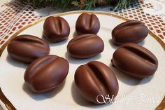Recept: Kávové zrná Chocolate Peanuts, Best Chocolate, Chocolate Peanut Butter, Melting Chocolate, Dipping Chocolate, Chocolate Covered, Chocolate Morsels, White Chocolate, Peanut Butter Balls