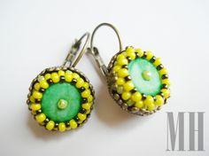W kolorach wiosny   MH Biżuteria - cuda ręcznie wykonane
