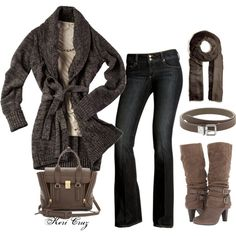 Taupe of the World, created by keri-cruz on Polyvore