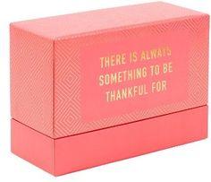 k 52 Inspirational Cards Box Set - Pink Kikki K, Decorative Boxes, Thankful, Messages, Writing, Sayings, Cards, Inspirational, Pink