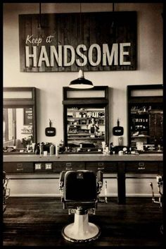 Keep It Handsome Men's Grooming Salon