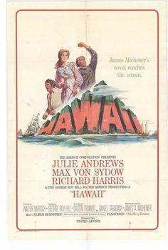 Hawaii (1966) - Max von Sydow DVD