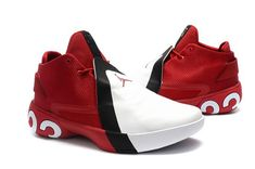 Jordan Ultra Fly 3 Gym Red White-Black Basketball Shoes AR0044-601-2 455e374c8