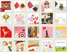 無料で使えるバレンタインカードのテンプレートやバレンタイン用ポップアップカード(2012年)のまとめ