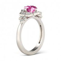 Top Rated Vintage Engagement Rings, Art Deco Engagement Rings On Jeulia.com
