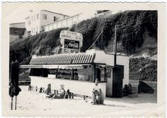 The original Hof's Beach Stand, circa 1940 Long beach Manhattan Beach California, Long Beach California, California History, Hotel California, Los Angeles California, Southern California, California Coast, Old Pictures, Old Photos