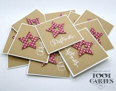 1001 cartes: Christmas/Weihnachten/Noël
