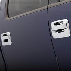 Ford F-150 5.5 Box Supercrew 2015-2018 Chrome Body Side Molding Cover Trim Door Protector Fits