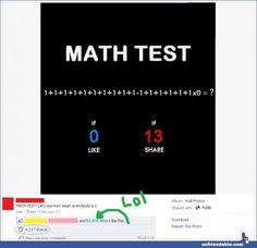 Math LOL!