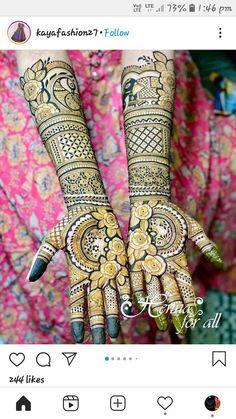Basic Mehndi Designs, Dulhan Mehndi Designs, Mehandi Designs, Mehendi, Cute Dog Wallpaper, Dress Indian Style, Hand Art, Cursive, Indian Fashion