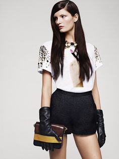 H & M's Full Fall 2012 Lookbook