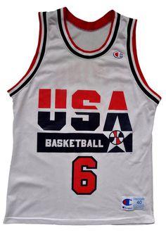 Patrick Ewing Dream Team USA Replica Jersey - 40/M