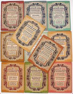 De Toegepaste Kunsten in Nederland 11 Delen van de serie met o.a Glas en kristal Het moderne meubel Sieraden Het sierend metaal in de bouwkunst uitgegeven door W.L J.Brusse Rotterdam 1924-1928 Nederlandse tekst
