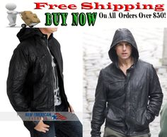 Ghost Protocol Mission Impossible Jacket in soft real Leather now on up to 25% Off Sale price along Free gift for all worldwide customer.  #GhostProtocol #MissionImpossible #MenFashion #Shop #Movie #fashionstore #newfashion #outfit #leatherjacket #fashionista #fashionstore #style #free