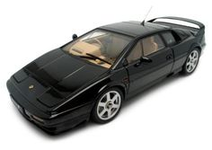 2004 Lotus Esprit V8 diecast model car 1:18 scale die cast by AUTOart - Black 75312 by Auto Art. $69.99. 1/18 scale. Beautifully crafted 2004 Lotus Esprit V8 diecast model car 1:18 scale die cast by AUTOart. This is a very highly detailed 2004 Lotus Esprit V8 diecast model car 1:18 scale die cast by AUTOart. Every details are well put together. Great collectible or gift piece. 2004 Lotus Esprit V8 diecast model car 1:18 scale die cast by AUTOart is one of the best show...