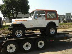 1983 Jeep CJ7 Renegade | V3 Jeep Shop