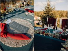 Christmas Tree Farm, Christmas Wedding, Boho Wedding, Wedding Inspiration, Table Decorations, Home Decor, Style, Swag, Decoration Home
