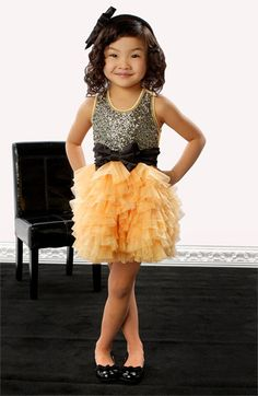 Ooh! La, La! Couture 'Wow Dream' Dress (Little Girls & Big Girls)   Nordstrom