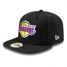 84f7cbec726 New Era Basic NBA LA Lakers 59FIFTY Cap Basketball Shop