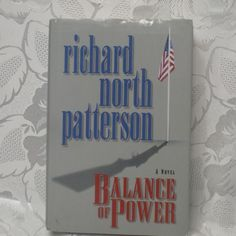 Balance of Power Hardcover Fiction of Guns Politics and Law in Books > Fiction & Literature Outlet Covers, Magazines, Literature, Law, Fiction, Novels, Guns, Politics, Comics