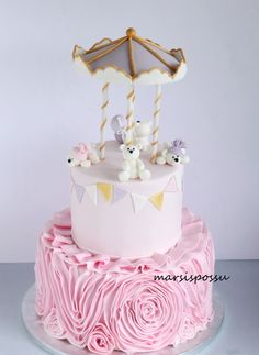 Marsispossu: Karusellikakku, Carousel cake