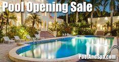 Pool Opening Season Is Here - See This Week's Specials Swimming Pool Chlorine, Pool Shock, Pool Chemicals, Ph, Coupons, Filters, Archive, Pumps, Seasons