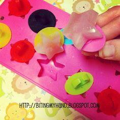 Ring-pop Popsicles # Pin++ for Pinterest #