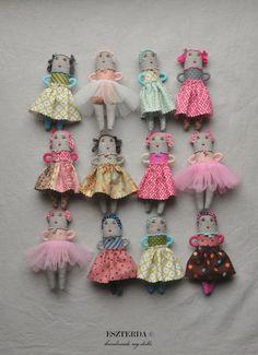 ESZTERDA - beautiful handmade dolls