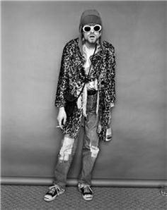 Kurt Cobain exhibition on now in NYC  Morrison Hotel Gallery 124 Prince Street
