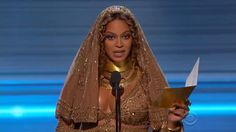 Grammys: Beyonce Gives Inspirational Acceptance Speech After 'Lemonade' Win #Entertainment_ #iNewsPhoto