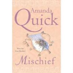 Love the books by Amanda Quick aka Jayne Ann Krentz aka Jayne Castle.
