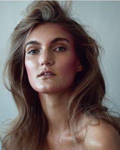 Our gorgeous Hannah Hansen by Anette Schive and Jens Wiker 💔💔💔 #heartbreakmanagement #hannahhansen #newface #development #beautytest #modeltest #testshoot #anetteschive #jenswiker