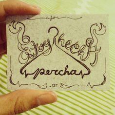 De la serie Letrográfica Imanes Argentinos - interpretation lettergraphic of Argentina ♥
