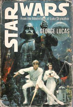 #starwars #comics #books . The novelization of A New Hope ghostwritten by Alan Dean Foster .