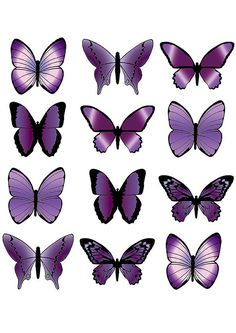 Shop for Pre-cut Large Purple Butterfly Edible Rice / Wafer Paper Cup Cake Toppers Birthday Party Wedding Decoration Starting from Compare live & historic grocery prices. Purple Butterfly Tattoo, Butterfly Drawing, Butterfly Party, Butterfly Wallpaper, Vintage Butterfly, Butterfly Wings, Butterfly Pictures, Birthday Cake Toppers, Collage Sheet