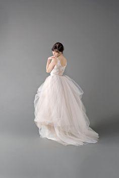 Catherine  tulle jurk rok / tulle rok door WardrobeByDulcinea