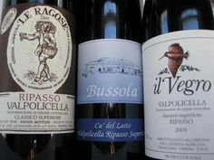 Valpolicella is an ideal wine to serve with winter stews and slow-cooked braises.